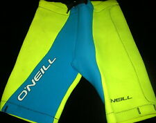 O'Neill O'Niell Men Neoprene Wetsuit Shorts Extra Large XL