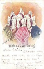 POSTCARD   COMIC    CYNICUS    Much Ado  About  Nothing     Shakespeare