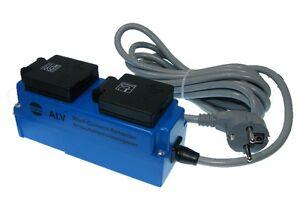 Anlaufautomatik 230V ALV2 mit Netzkabel - Einschaltautomatik Absaugung