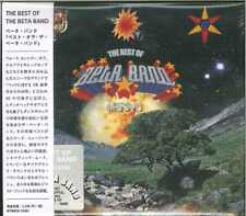 BETA BAND-THE BEST OF THE BETA BAND-IMPORT 2 CD WITH JAPAN OBI E78