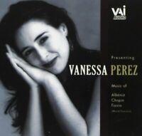 Albeniz/Chopin/Farrin - Presenting Vanessa Perez [CD]