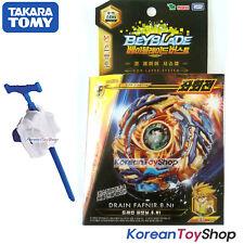 BeyBlade Burst B-79 Drain Fafnir.8.Nt w/ Launcher Takara Tomy Original Genuine