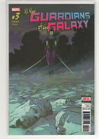 All-New Guardians of the Galaxy #3 Rocket Racoon Drax Starlord Groot Gamora 9.6