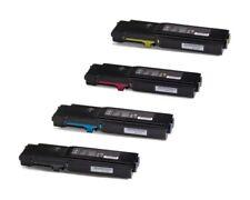 COMPATIBLE TONER 4 PACK-XEROX WORKCENTRE 6655/6655i/6655VXM (MIX THE COLOURS)