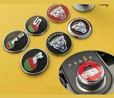 Jaguar Gear Shift Selector metal emblem