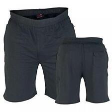 Pantalones cortos de hombre negro