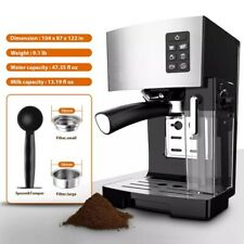 JASSY 3 IN 1 Espresso Coffee Machine ,with Built in Powerful Milk Frother & Stea