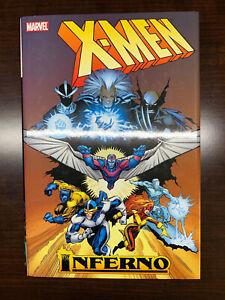 X-men Inferno Omnibus - First Print Wolverine