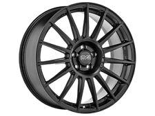 Summer Complete Wheels Alloy Wheels OZ Superturismo Dakar 21 Inch Black Pirelli