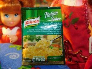 Knorr Four Cheese P Sides Mini Brands fits Fisher Price Loving Family Dollhouse
