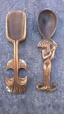 2 Bronze art deco nouveau Egyptian egypte  architecture TOP item++++++