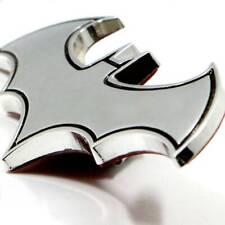1* 3D Chrome Metal Vehicle Auto Logo Car Sticker Batman Badge Emblem Tail Decal