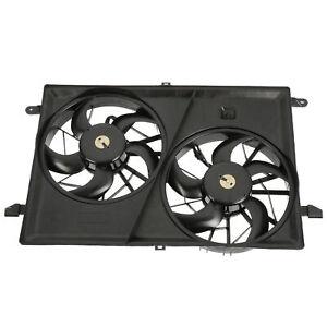 OEM Acadia Enclave Outlook Traverse Engine Radiator Cooling Fan Shroud 23434158