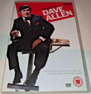 The Best Of Dave Allen DVD Region Code 2