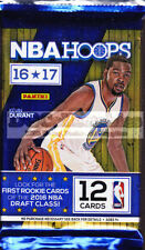 Not Autographed 2016-17 Season NBA Basketball Trading Cards