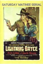 lighting bryce.1919.silent. Cliffhanger Chapter Serial