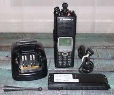 MOTOROLA Astro XTS5000 Radio, P25 Trunking, 7/800MHz, Model III, H18UCH9PW7AN