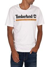 Timberland Men's Established 1973 T-Shirt, White
