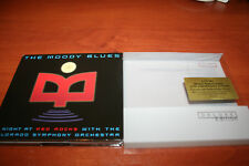 MOODY BLUES A night at the RedRocks !!! DELUXE EDITION 2CD SLEEPCASE