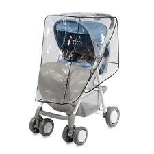 Universal Clear Rain Cover for Pushchair Pram Stroller UK