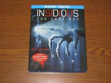 Insidious: The Last Key (Blu-ray Disc) with Slip Cover