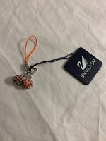 SWAROVSKI CELL PHONE CHARM: CHERRY CRYSTAL 901321 BEST OFFERS CONSIDERED