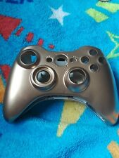 Xbox 360 controller shell gold