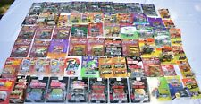 New Listing74 New 1:64 Scale Diecast Toy Cars Trucks Unopened Johnny Lightning Matchbox etc