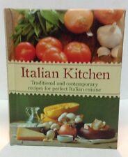 Italian Kitchen Hardback NEW Traditional and Contemporary Recipes