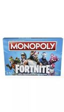 Monopoly: Fortnite Edition Board Game New Sealed Free Shipping