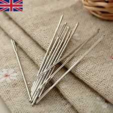 Crafts Wool Needles Large Eye For Threading Darning Sewing Embroidery Knitters