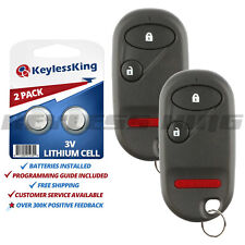 2 New Replacement Keyless Entry Remote Key Fob Clicker Control For OUCG8D-344H-A