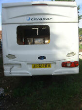 Lunar caravan rear TOP panel. (Bottom also available) Breaking shell only.