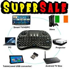 Wireless keyboard and mouse touchpad 2.4G for Android Box Smart TV Xbox PS3 Tabl