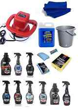 Car Orbital Polisher & Complete Car Cleaning Kit Cleaning Wash & Wax