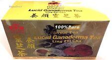 5 Boxes Royal King 100% Pure Lucid Ganoderma 100 Tea Bags Total