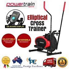 Powertrain Elliptical Cross Trainer Exercise Home Gym Stepper Equipment Bike
