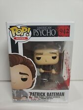 Funko Pop! Movies American Psycho Patrick Bateman w/Axe #942