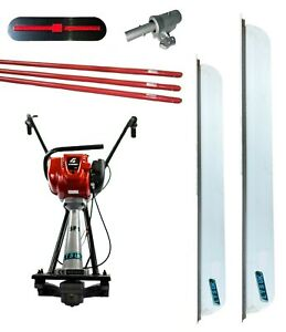 SURFACE FINISHING SCREED EASY SCREED CONCRETE + 12 ft blade 4 only £599