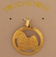 Puli Jewelry Gold Pendant by Touchstone