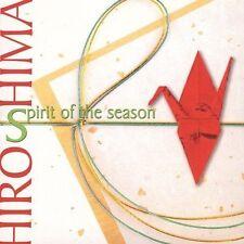 Spirit of the Season by Hiroshima (Jazz Group) NEW BMG (CD, Nov-2004, Heads Up)