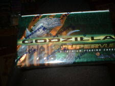 Inkworks Godzilla Supervue  card set