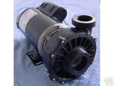 """Waterway 3410830-10  3 Hp. 1 Speed 2"""" Spa Pump 230V New Waterway Hi-Flo"""
