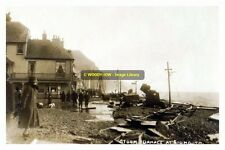 rp14028 - Storm Damage at Sidmouth , Devon - photo 6x4