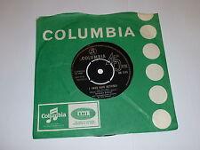 """SHIRLEY BASSEY - I (Who Have Nothing) - 1963 UK 7"""" vinyl single"""