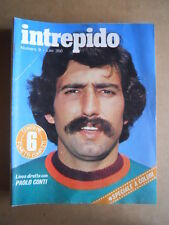 INTREPIDO n°9 1978 Paolo Conti Roma  [G550]
