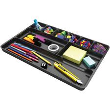 Deflect-o Plastic Desk Drawer Organizer - 1