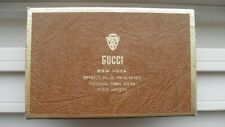 Lot of 1 Vintage Gucci jewelry/accessory box cardboard + 2 Tiffany boxes