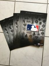 (5) NHL Hockey All-Teams 2 Pocket Binders / Folders  School /Home / Office