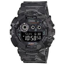 Casio G-Shock Mens Wrist Watch GD120CM-8  GD-120CM-8 Digital Camouflage Grey